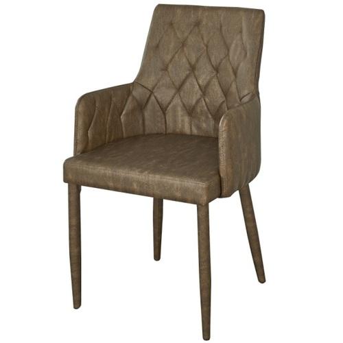 Кресло Belfest MC02-2 коричневое Exouse