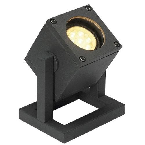 Прожектор уличный 132835 CUBIX 1 антрацит SLV