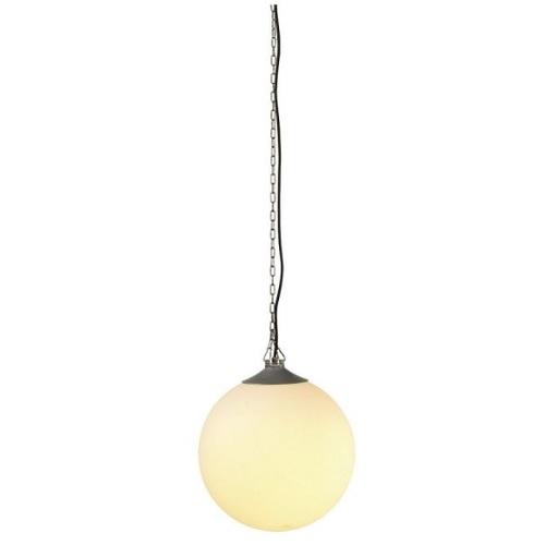 Лампа подвесная 228051 ROTOBALL SWING 40 белая SLV