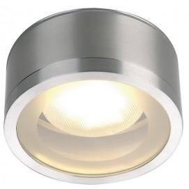 Светильник потолочный 1000339 ROX CEILING OUT серебро SLV