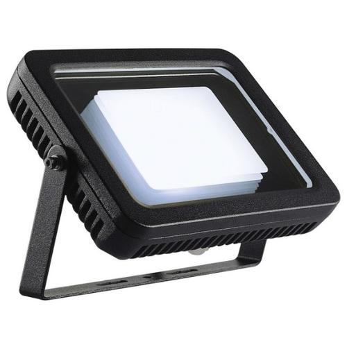 Прожектор 232830 SPOODI 20 черный SLV