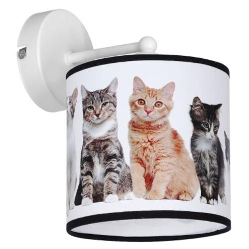 Бра CATS MLP4280 белое MiLAGRO