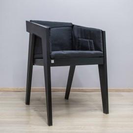 Кресло AIR 2 черное Kulik