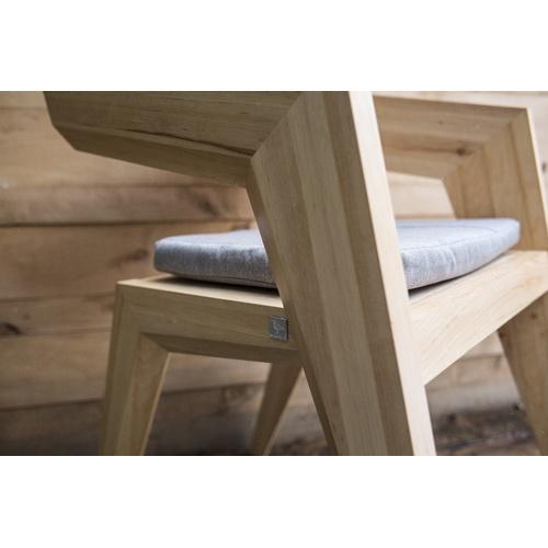 Кресло AIR S натуральное Kulik
