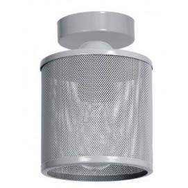 Лампа потолочная LOUISE MLP640 серая MiLAGRO