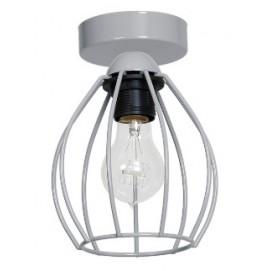 Лампа потолочная DON MLP733 серая MiLAGRO