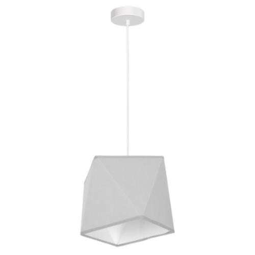 Лампа подвесная FRANK MLP4703 серая MiLAGRO