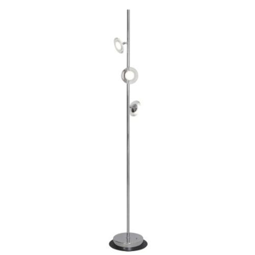 Лампа напольная ELLIPSE ML177 хром MiLAGRO