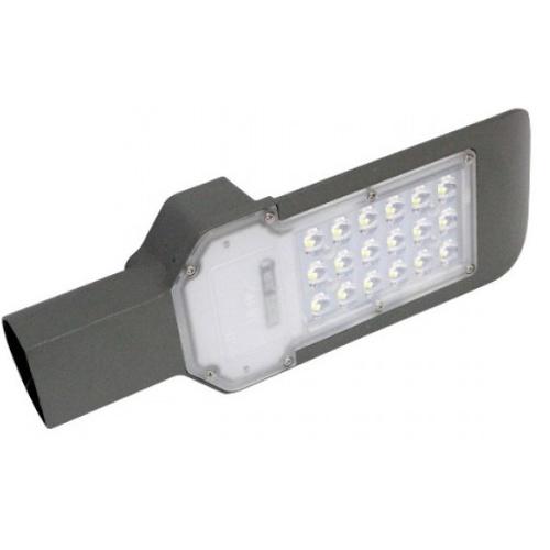 """Светильник уличный LED """"ORLANDO-30"""" 30 W серый 074 005 0030 Horoz"""