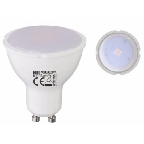 """Лампа """"PLUS-4"""" 4W 6400K, 4200К, 3000К GU10 Horoz"""