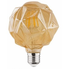 "Лампочка ""RUSTIC CRYSTAL-4"" 4W Filament led 2200К E27 Horoz"