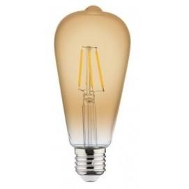 "Лампочка ""RUSTIC VINTAGE-4"" 4W Filament led 2200К E27 Horoz"