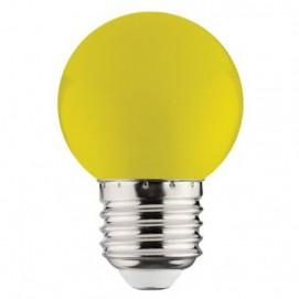 "Лампа Светодиодная ""RAINBOW"" 1W E27 A45 (желтая) Horoz"