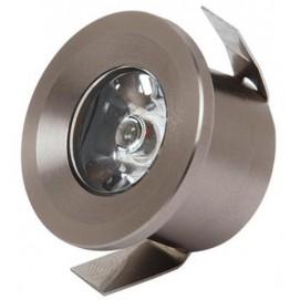 """Точечный светильник """"MONICA"""" 1W 4200К хром 016 003 0001 Horoz"""