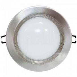 """Точечный светильник """"AMANDA-10"""" 10W 3000K мат.хром 016 017 001 Horoz"""