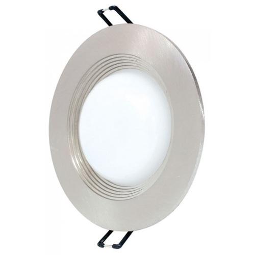 """Точечный светильник """"AMANDA-6"""" 6W 3000K мат.хром 016 017 0006 Horoz"""
