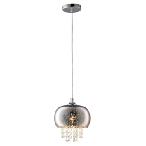 Лампа подвесная STARLIGHT ML3789 хром MiLAGRO