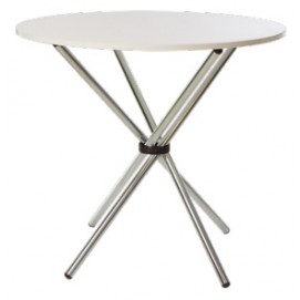 Стол обеденный AQUA H18 белый Nowystyl