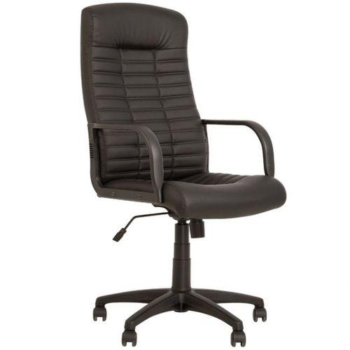 Кресло офисное BOSS KD TILT PL ECO 30 черное Nowystyl