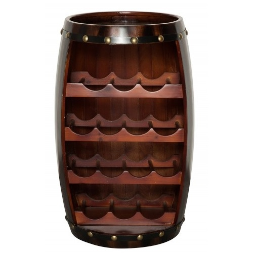 Подставка под бутылки Chateau 60cm кофе 38963 Invicta 2019