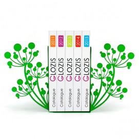 Упоры для книг Glozis Spring зеленые