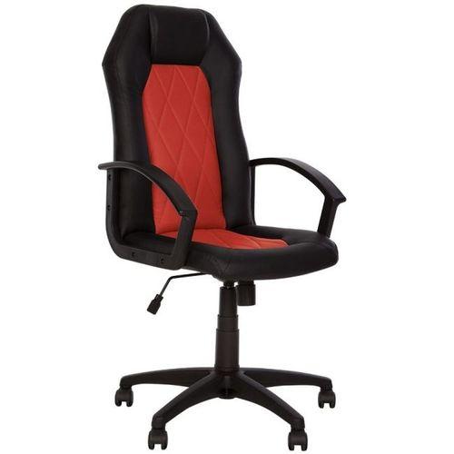 Кресло офисное PRAGMATIC TILT PL ECO 30, ECO 90 красно-черное Nowystyl