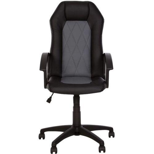 Кресло офисное PRAGMATIC TILT PL ECO 30, ECO 70 серо-черное Nowystyl