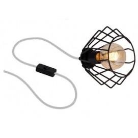 Лампа настольная FERRO MLP538 черная MiLAGRO