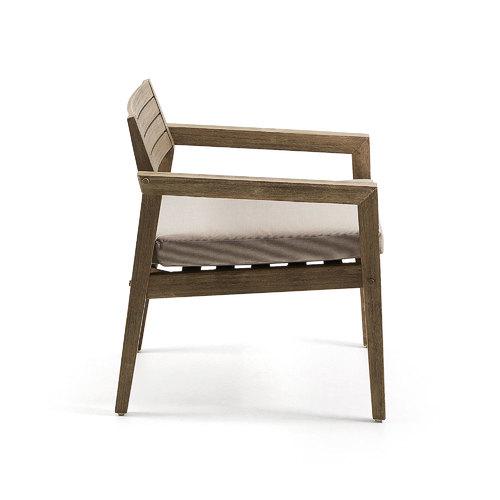 Кресло CC1036J12 - CLIMBY натуральное Laforma 2019