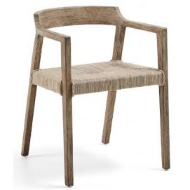Кресло CC0915M47 - KOLMAN натуральное Laforma 2019