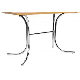 Опора для стола Duo 300 GLS alu Nowystyl