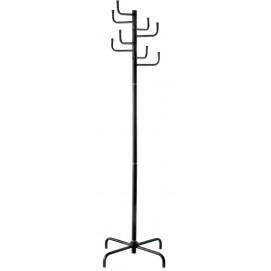 Вешалка напольная CACTUS черная Nowystyl