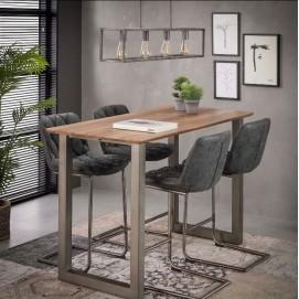 Стол барный 5672/68 - 3D коричневый Zijlstra 2019