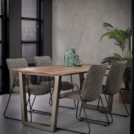 Стол обеденный 5674/68 - 3D натуральный Zijlstra 2019