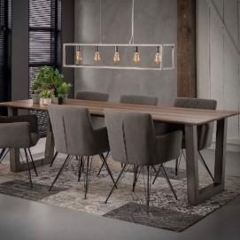 Стол обеденный 5676/68 - 3D натуральный Zijlstra 2019