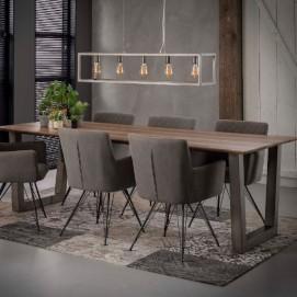 Стол обеденный 5677/68 - 3D натуральный Zijlstra 2019