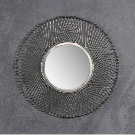 Зеркало 4080/31A никель Zijlstra 2019