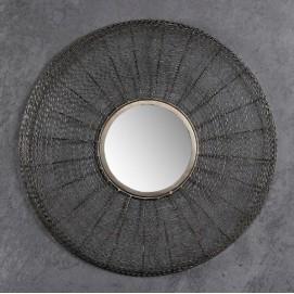 Зеркало 4087/31A черный никель Zijlstra 2019