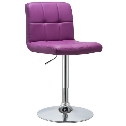 Стул полубарный HY356A фиолетовый Primel 2019