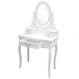 Стол туалетный White Classics 72311 белый Artpol 2019