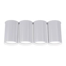 Спот BP на 4 лампы белый 5878 Pikart 2019