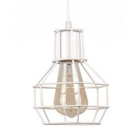 Лампа подвесная 756PR1618-1 WH белая Thexata 2019