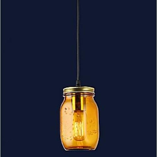 Лампа подвесная 758865-1 BROWN коричневая Thexata 2019