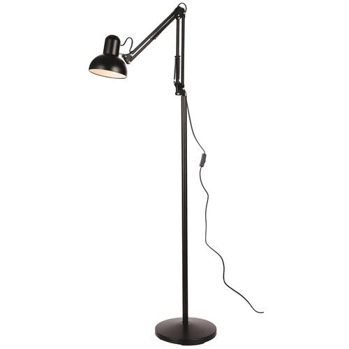 Лампа напольная 756PR5523-1 BK черная Thexata 2019