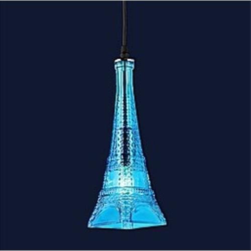 Лампа подвесная 758864-1 BLUE голубая Thexata 2019