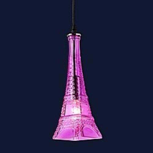 Лампа подвесная 758864-1 PURPLE фиолетовая Thexata 2019