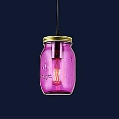 Лампа подвесная 758865-1 PURPLE фиолетовая Thexata 2019