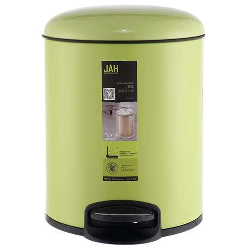 Ведро для мусора JAH 4л 6310 зеленое