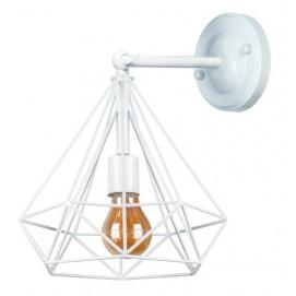 Светильник настенный 707W157-1 белый Thexata