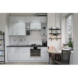 Кухня DRY Lux YAVOR белая